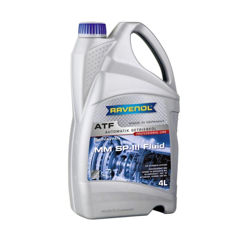 RAVENOL ATF MM SP-III Fluid 4L