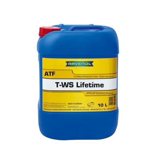 RAVENOL ATF T-WS Lifetime 10L