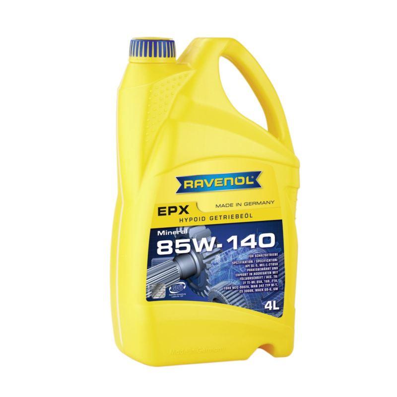 RAVENOL EPX SAE 85W-140 GL-5 4L