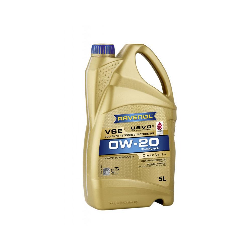 RAVENOL VSE 0W-20 USVO 5L VW 508.00 / 509.00