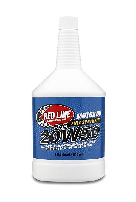 RED LINE 20W-50 0,94L