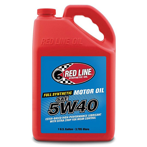 RED LINE 5W-40 3,8L