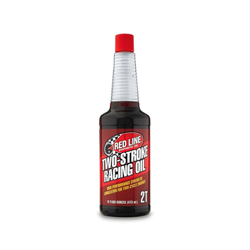 RED LINE Two-Stroke Racing Oil 2T 473ml