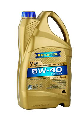 RAVENOL VSI Cleansynto 5W-40 4L