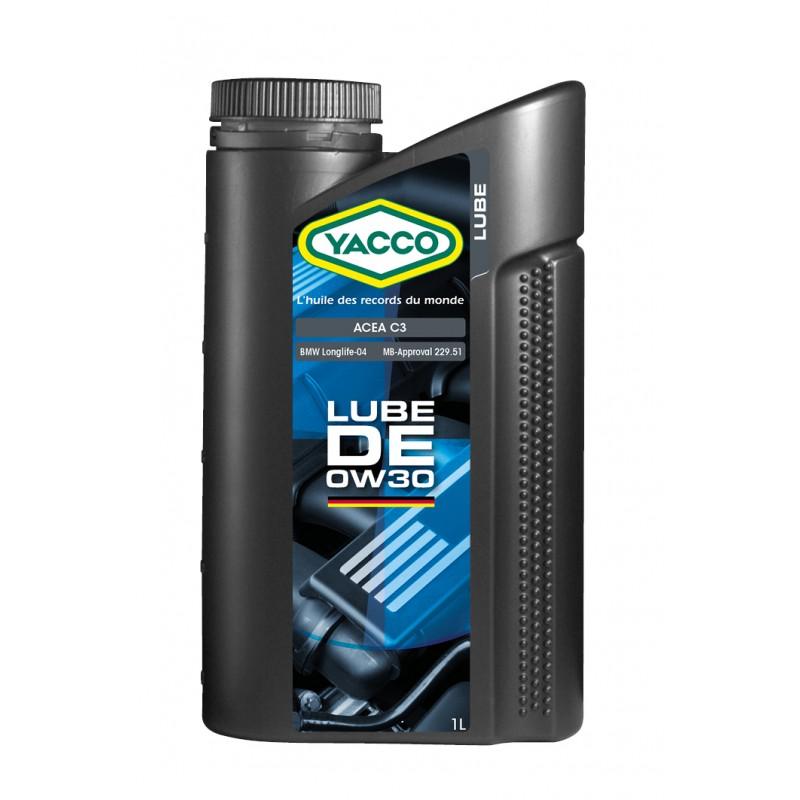 YACCO LUBE DE 0W-30 1L