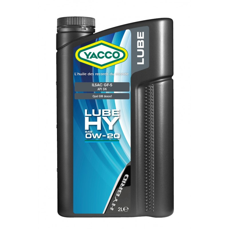 YACCO LUBE HY 0W-20 2L
